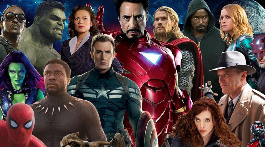 Marvel Studios celebrates the Movies!