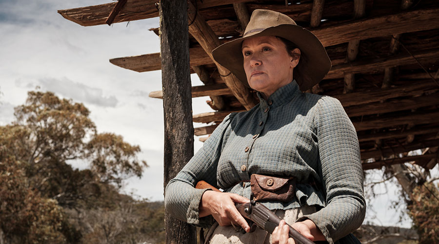 Watch the trailer for The Drover's Wife the Legend of Molly Johnson!