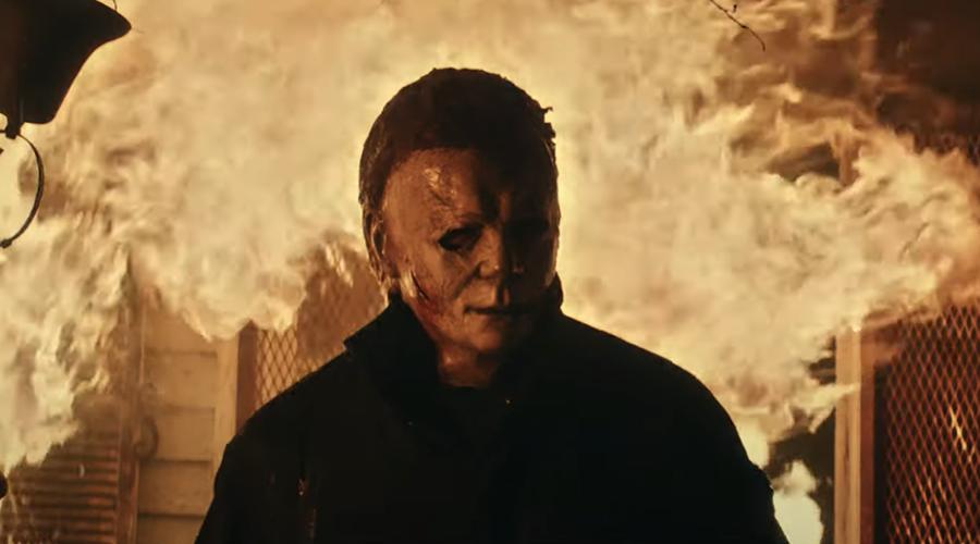 Watch the trailer for Halloween Kills - in cinemas October 14!
