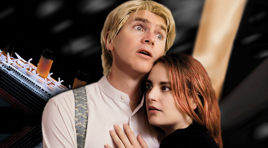 Titanic the Movie the Play is coming to the Brisbane Powerhouse!