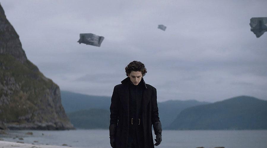 Watch the new trailer for Dune - in cinemas October 21!