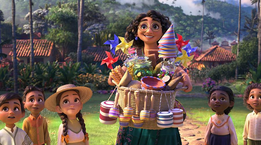 Watch the teaser trailer for Disney's Encanto!