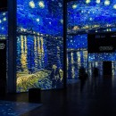 Van Gogh Alive comes to life at Northshore, Brisbane