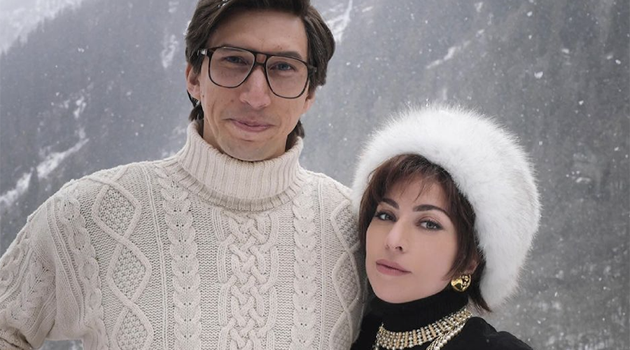 Watch the first official trailer for House of Gucci!