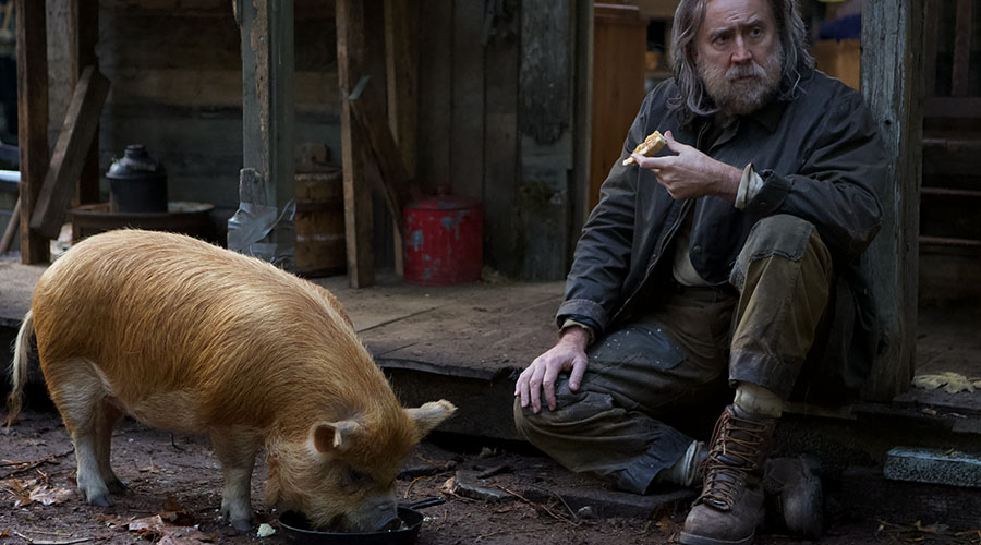 Pig Movie Review