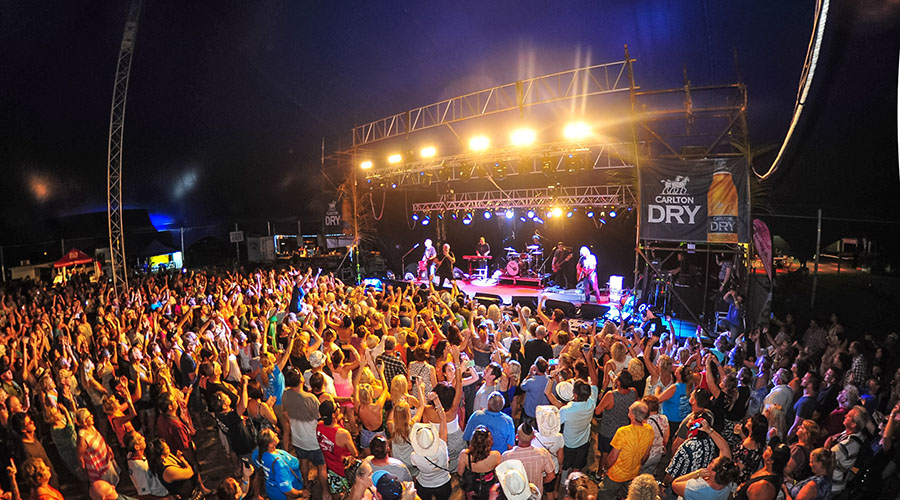 Party in paradise with a brand new line up for Airlie Beach Festival of Music!